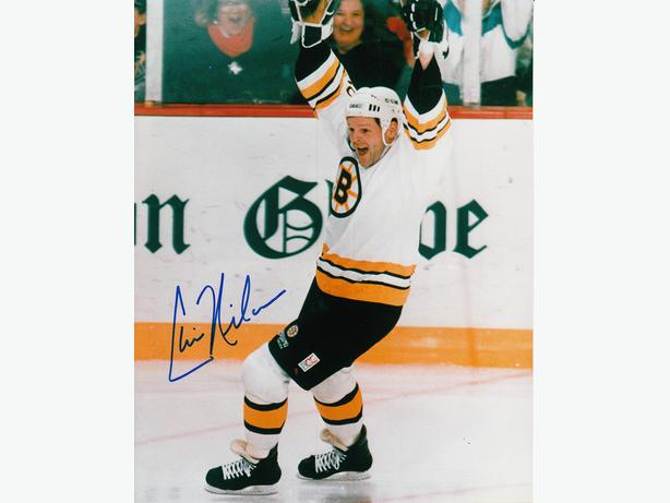 NHL Legends 8X10s autographed,, Perfect Gift for Hockey Fan or Man Cave!!