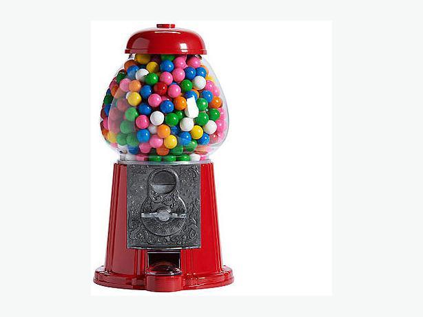 Junior Gum Ball machine