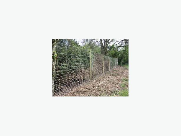 Wanted: Deere Fencing and Posts.