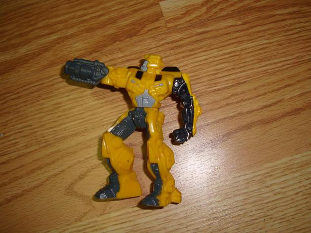 Like New Yellow Transformer - Excellent Condition! $3