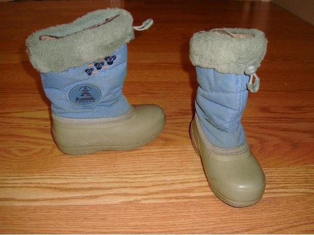 Another Pair of Like New Winter Boots Size 10 Toddler - $5
