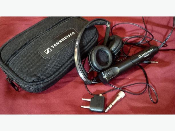 REDUCED: Pro Sennheiser PXC 250 Active Noise Canceling Headphones