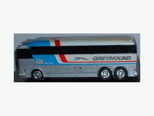 1980's Greyhound Americruiser Bus Bank