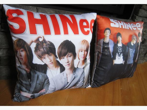 SHINee ~ Throw Pillows
