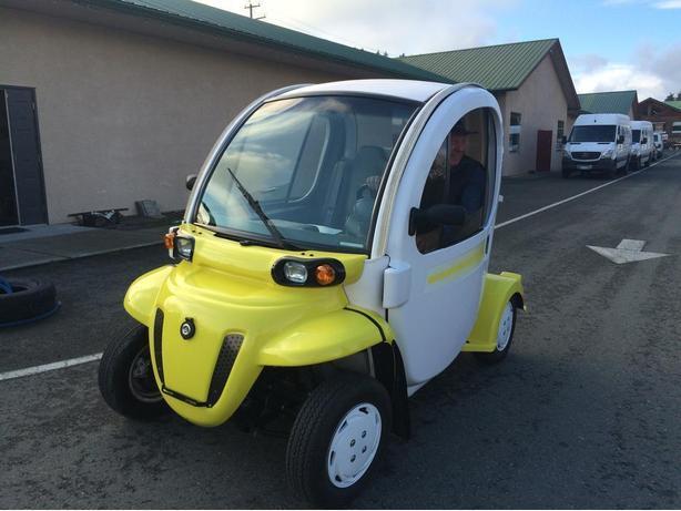 2013 GEM Electric car