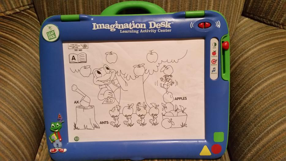 Leapfrog Imagination Desk Hostgarcia