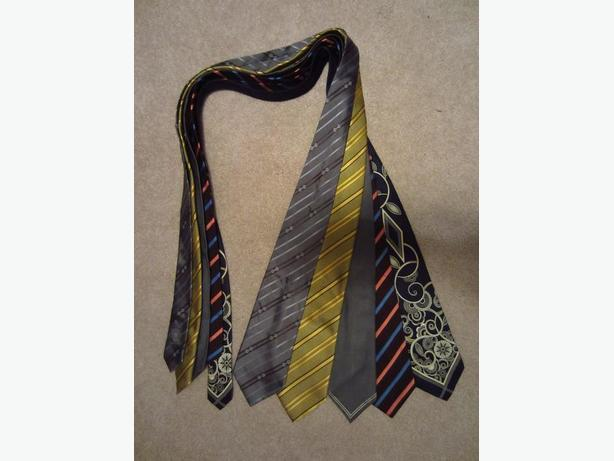 Prada, Gucci, Burberry Etc. Silk Ties