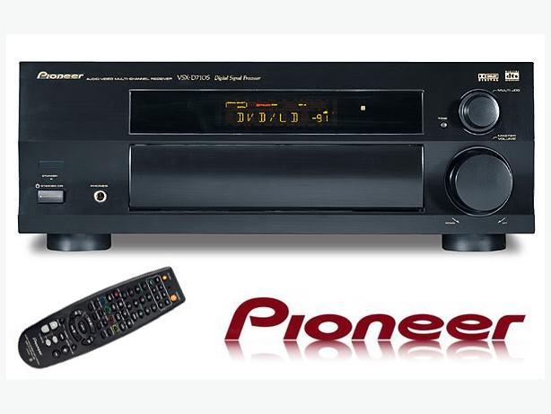 500 watt av receiver pioneer vsx d710s north west calgary 500 watt av receiver pioneer vsx d710s fandeluxe Choice Image