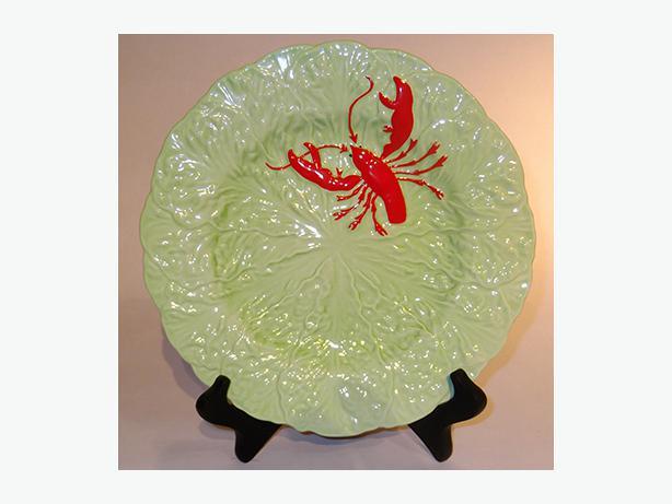 Carlton Ware Plate in Australian Pattern