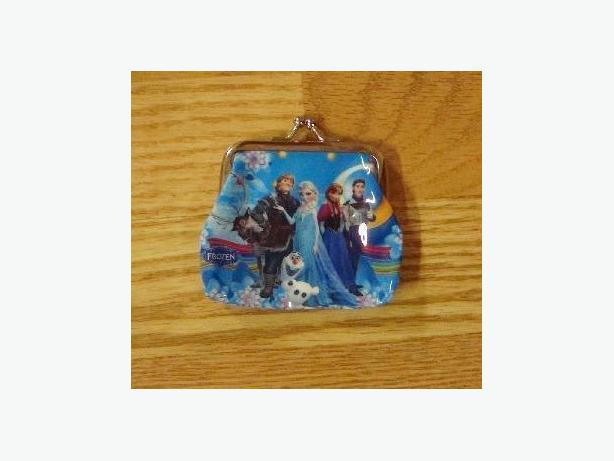 New Frozen Elsa Anna Coin Purse $8