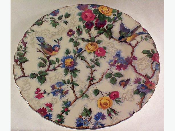 Wilkinson Lorna Doone luncheon plate