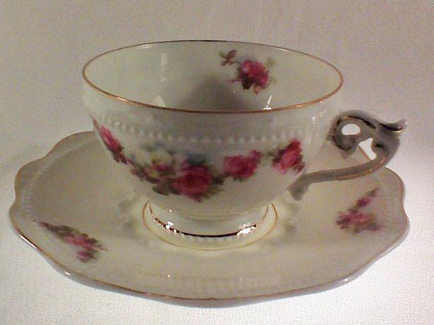 Hermann Ohme teacup & saucer