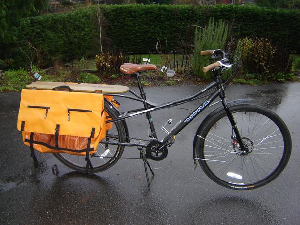 Kona Ute Cargo Bike In Mint Shape North Saanich Amp Sidney