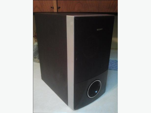 *REDUCED* Sony Home Audio Subwoofer Speaker, Model # SS ...