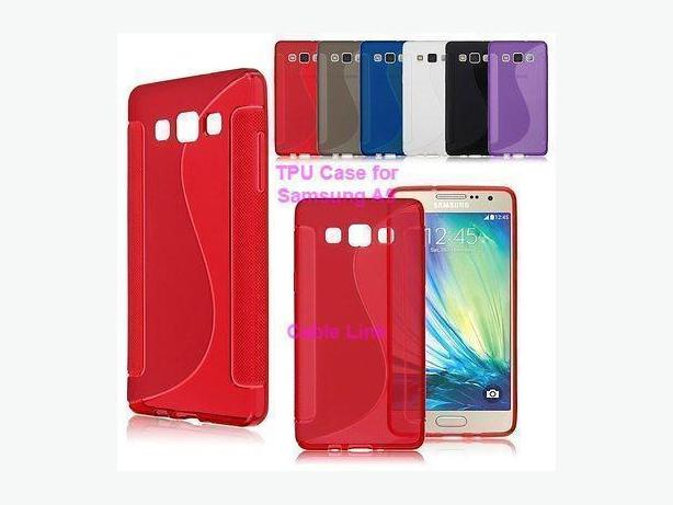 Soft TPU Silicone Case for Samsung Galaxy A5 SM-A500
