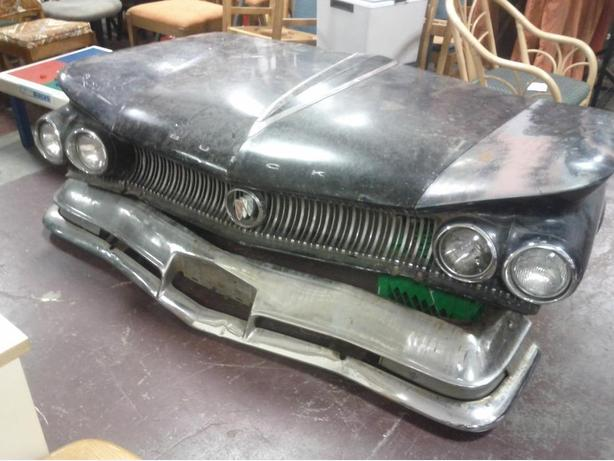Front End of a 1960 Buick LeSabre (Reduced $585.00)