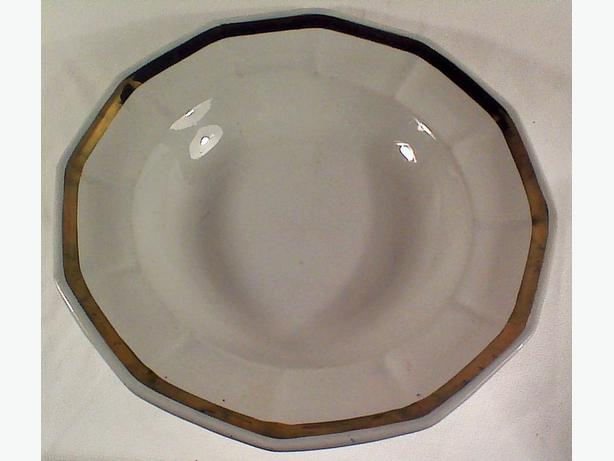 Edward Walley ironstone bowl