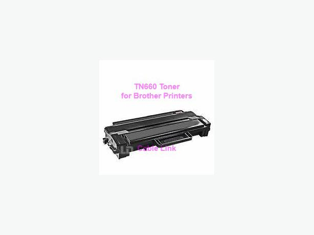 High Yield Toner Cartridge Brother TN660 TN-660 at local store