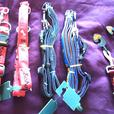 New designer dog collars & leash sets Bobo & AK9 - 50%++ Off