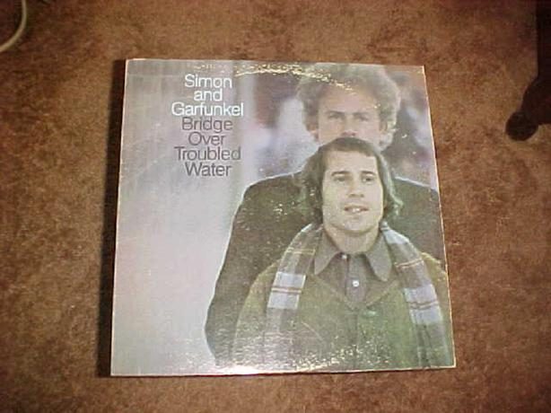 SIMON & GARFUNKEL BRIDGE OVER TROUBLED WATER RECORD