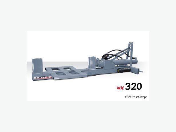 Wallenstein WX 320 woodsplitter ($1700 obo)