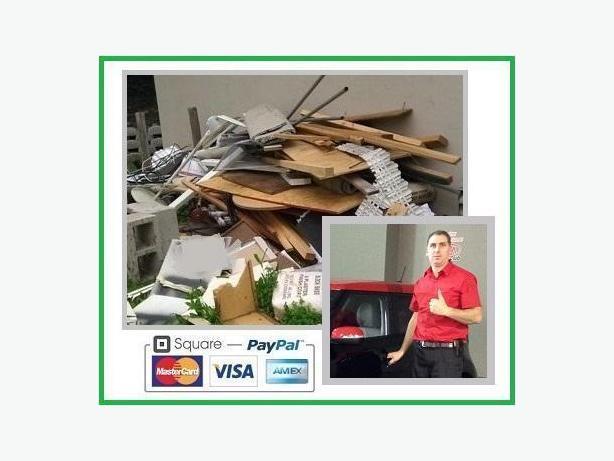 Services de ramassage de débris et déchets à Gatineau et Ottawa