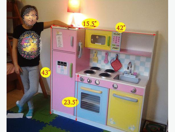 kidkraft® large kitchen (costco new $160 ) saanich, victoria