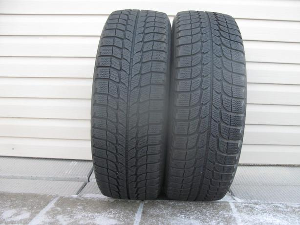 TWO (2) MICHELIN LATITUDE X-ICE WINTER TIRES /215/75/15/ - $100