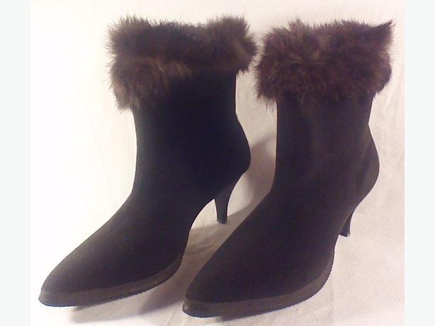 Vintage Eskiloos waterproof boots