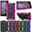 Rugged Hybrid Protect Impact Armor Case For Nokia Lumia 640