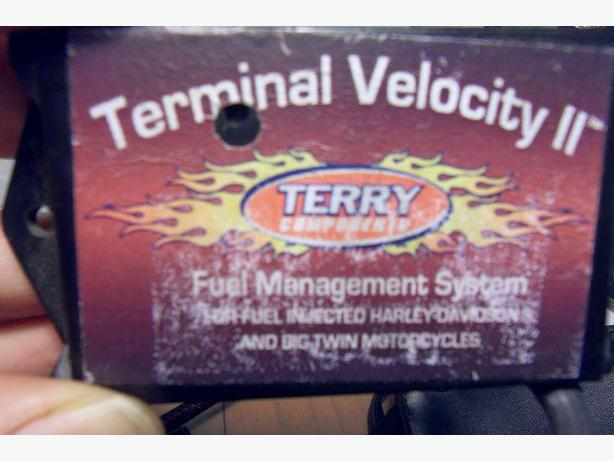 Terminal Velocity 2 - Fuel Management System Harley Davidson