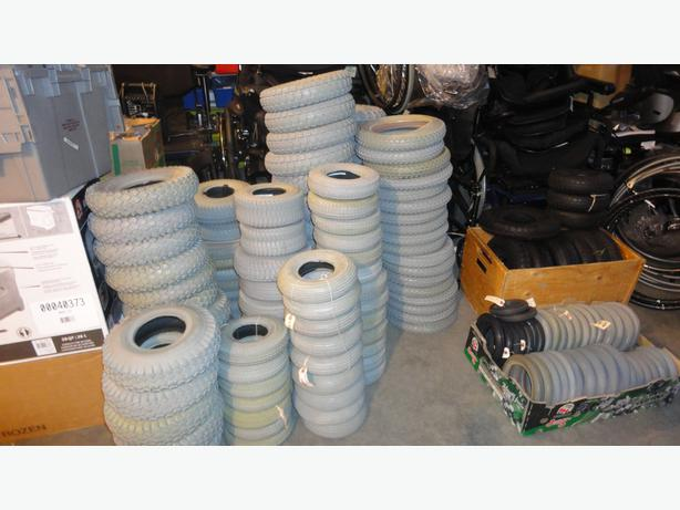Scooter Tires - NEW