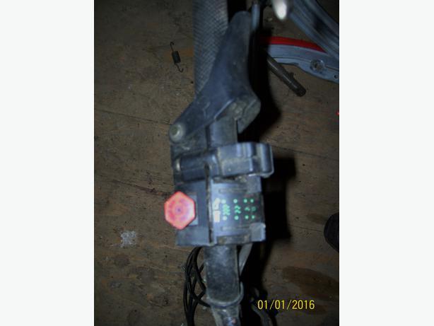 Arctic Cat Firecat Sabercat ZR ZL control switch heater kill switch throttle