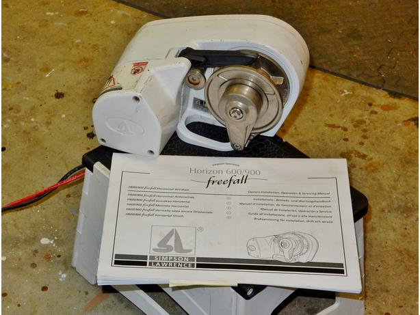 lewmar profish 700 windlass manual