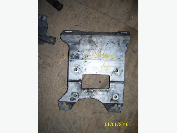 Skidoo Safari Skandic engine mounting plate engine plate
