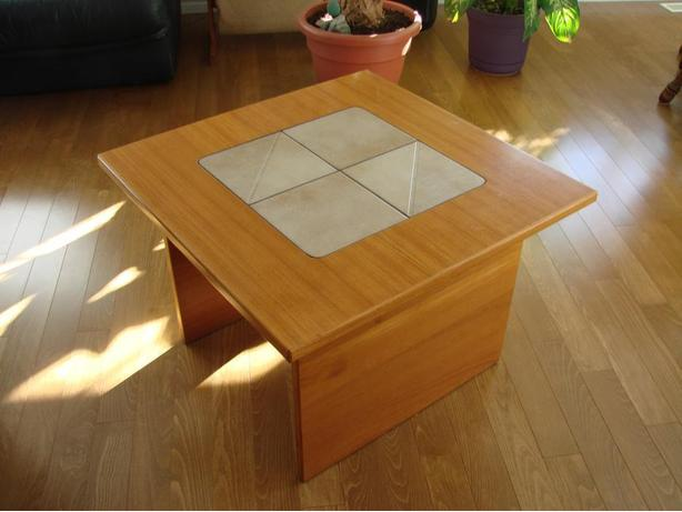 WANTED: teak side table