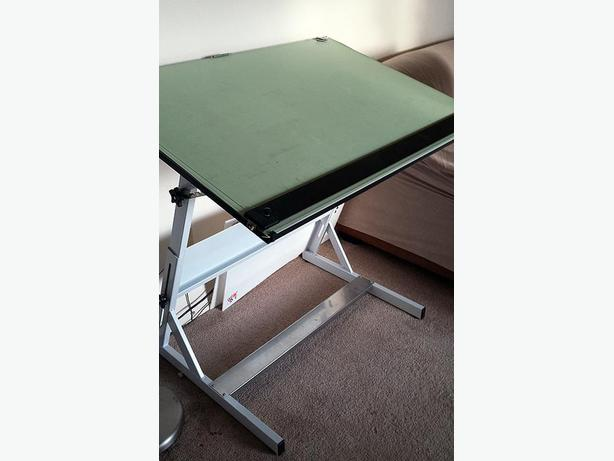 $199 · Drafting Table With Parallel Bar