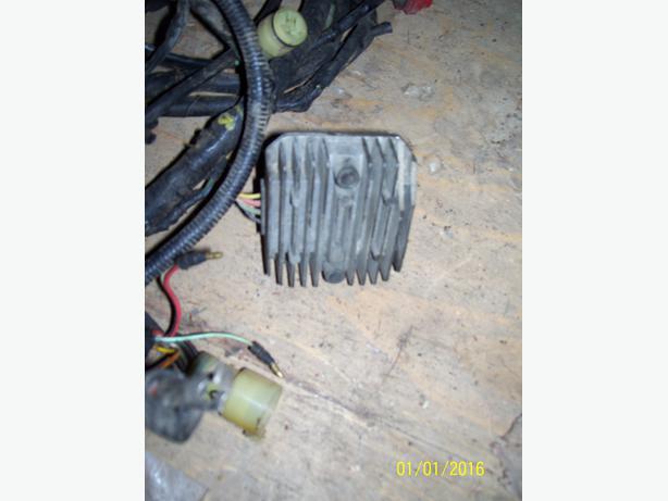 Honda TRX350 rectifier regulator voltage regulator