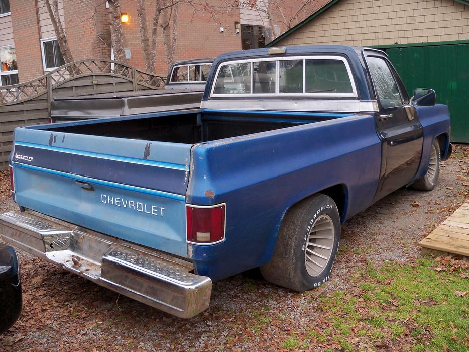 Used Chevy Truck Parts Wanted In Kitchener