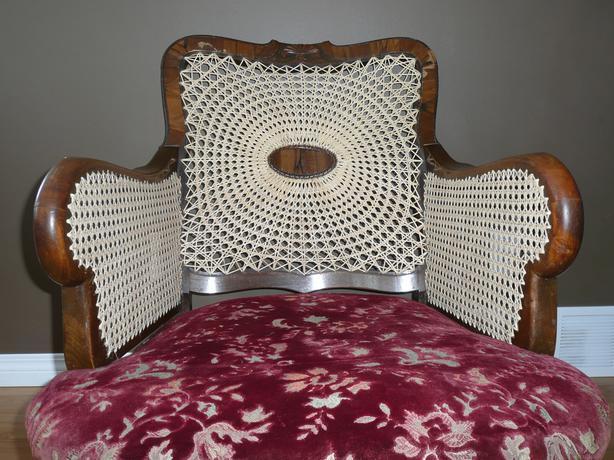 Woven Chair Repair Expert