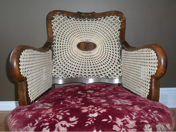 Cane, Danish Cord, Shaker Tape, Fibre Rush Chair Weaving Repair