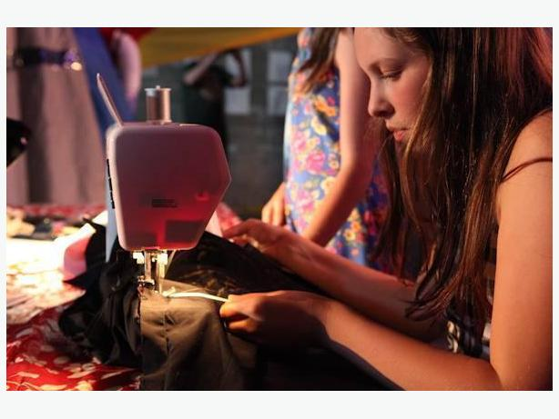 Fashion Camp for Teens & Tweens