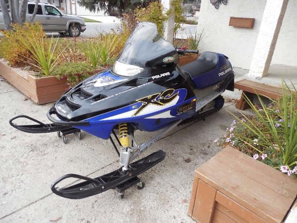 2003 Polaris Edge XC SP 700