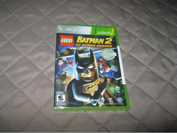 BRAND NEW & Unopened - XBOX 360 Game - Lego Batman 2