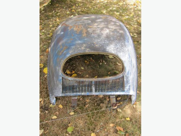 Beetle Oval Window and Roof Clip