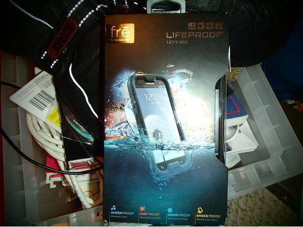 Lifeproof Galaxy 3 case