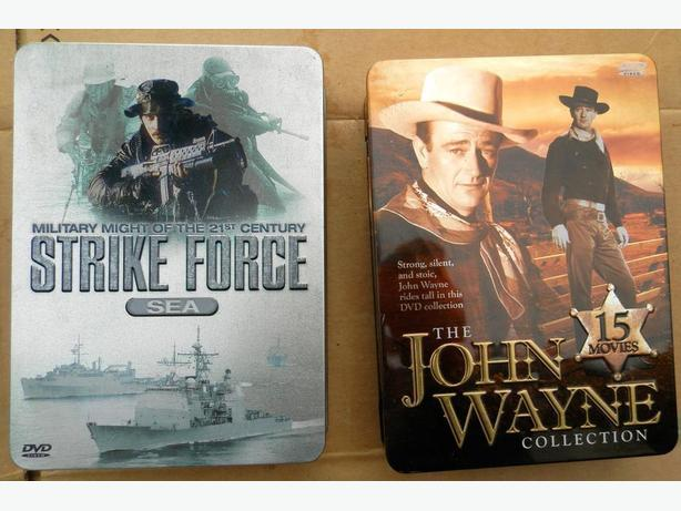 COLLECTIBLE DVD SETS