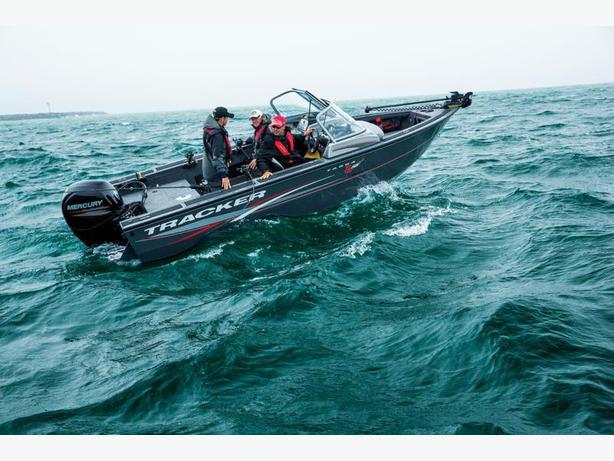 New 2016 Tracker Targa V-18 WT