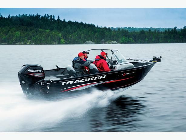 NEW 2016 Tracker Pro Guide V-175 WT