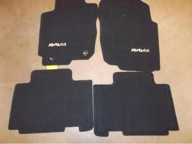 2013 Toyota RAV4 Carpet Floor Mats